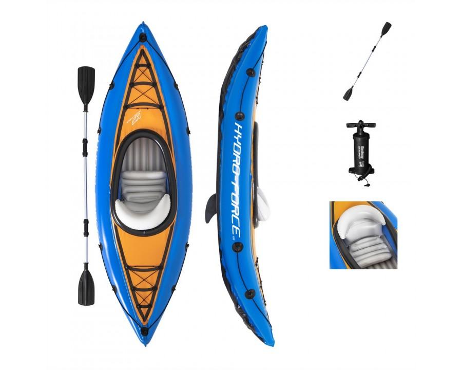 Kayak Gonflable 275 x 81cm Bestway