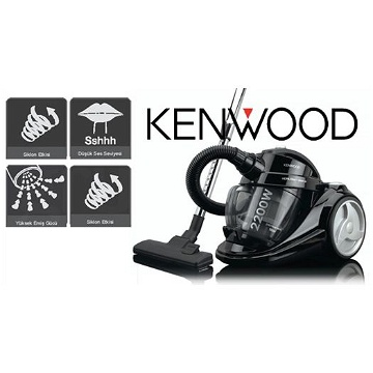 Kenwood Aspirateur Sans Sac 2200W