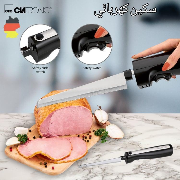 سكين كهربائي من Clatronic