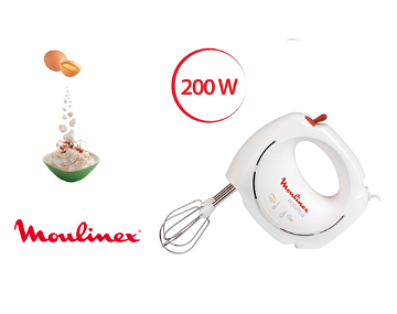 Moulinex Batteur 200W