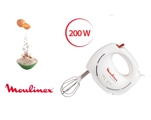 Moulinex Batteur 200W