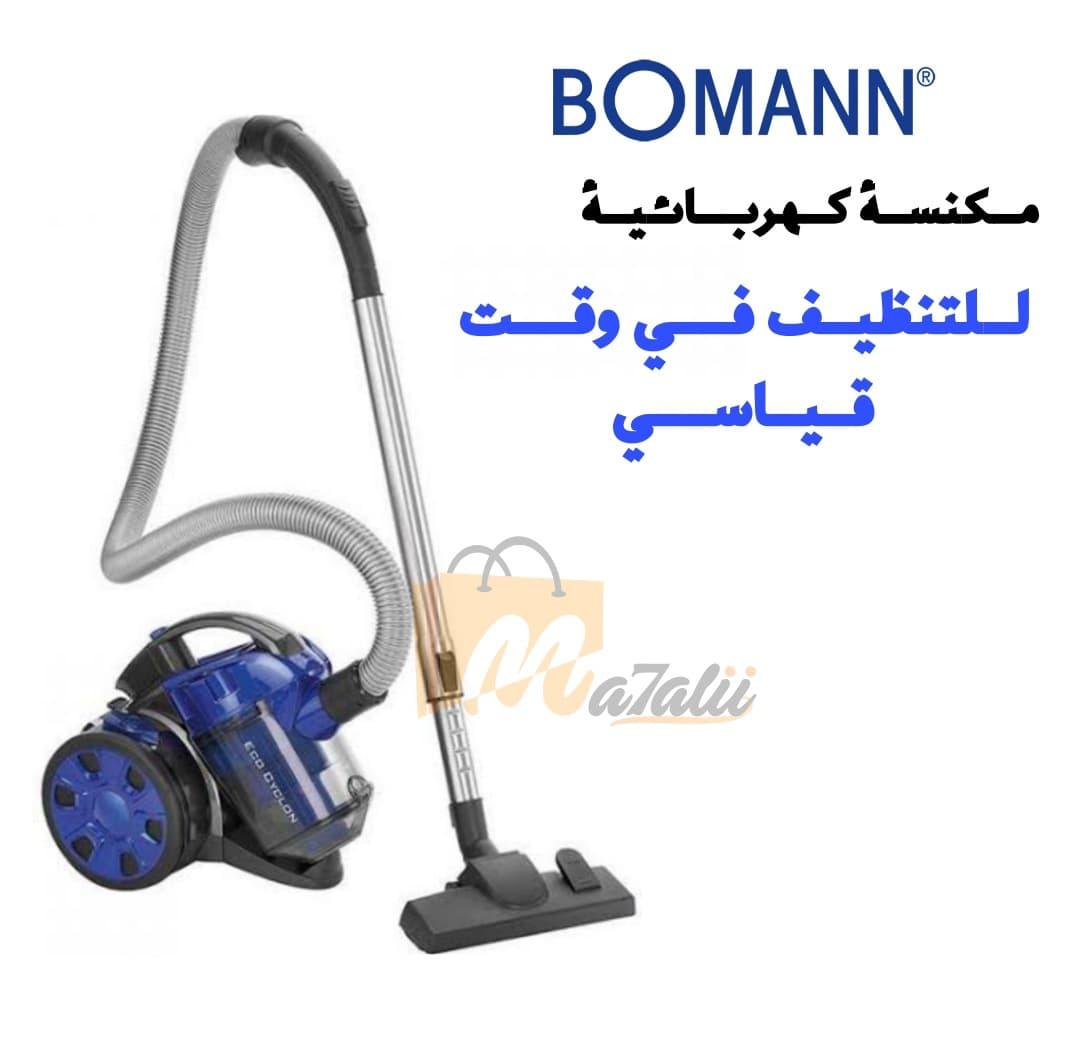 مكنسة كهربائية BOMANN