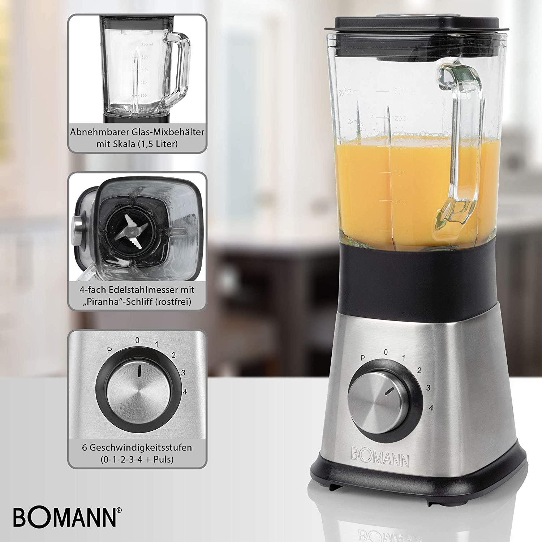 Mixeur Blander Bomann