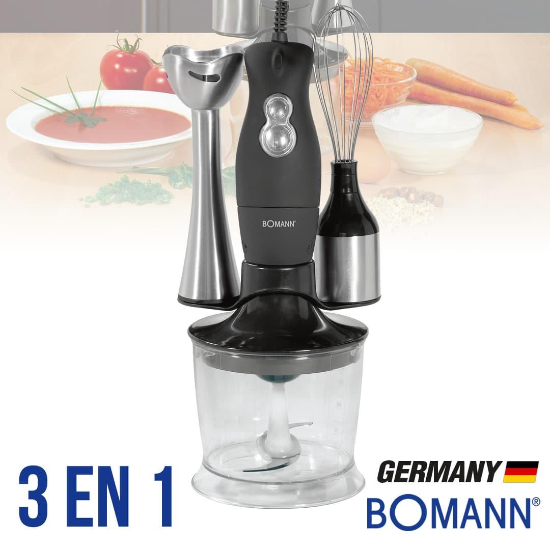 Bomann Mixeur  - 3 En 1