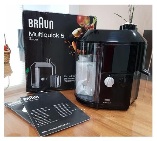 Professional Juice Extractor braun