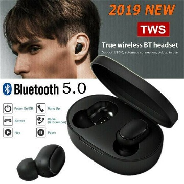 Ecouteurs A6S TWS Stereo Bluetooth 5.0