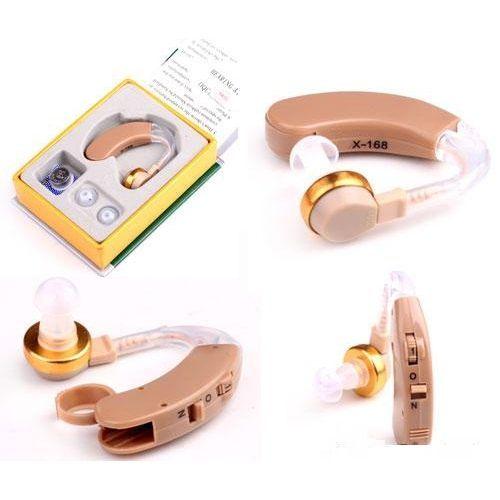 Axon hearing aid model x-168 السماعة المخصصة لضعاف السمع وكبار السن