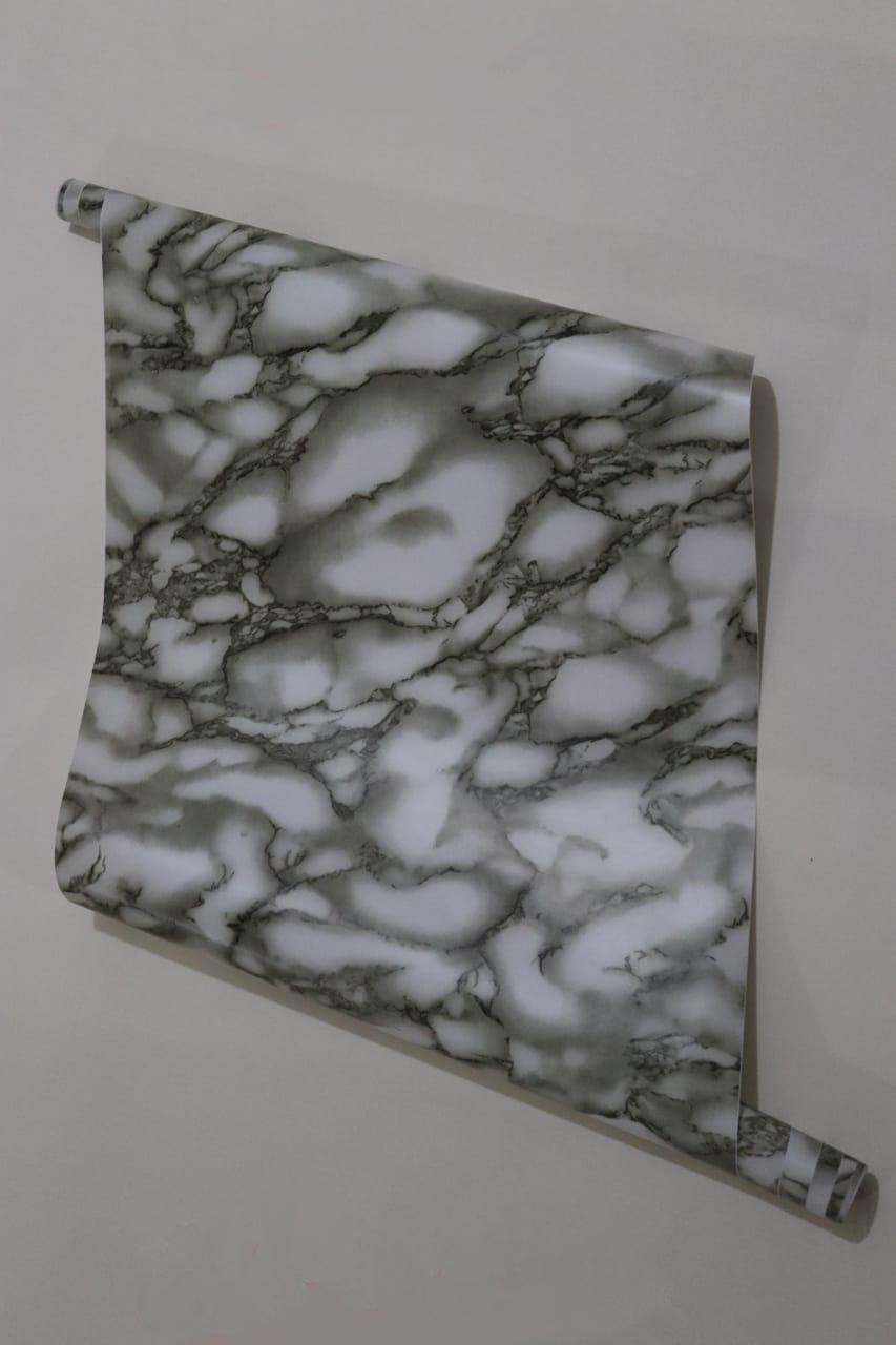 adhesif cuisine motife marbre 5M*45CM