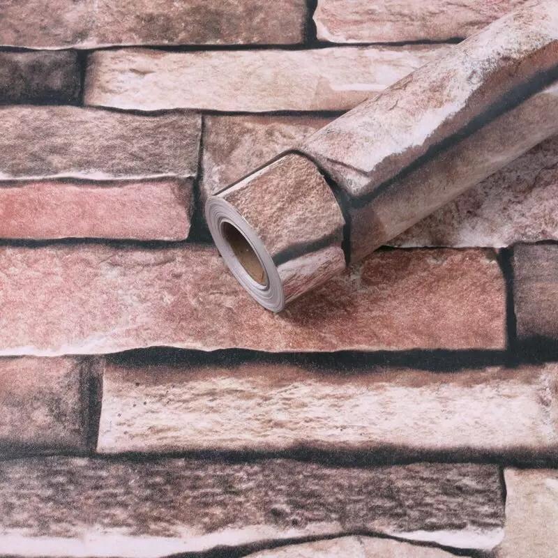 Brique 3D multicouleur