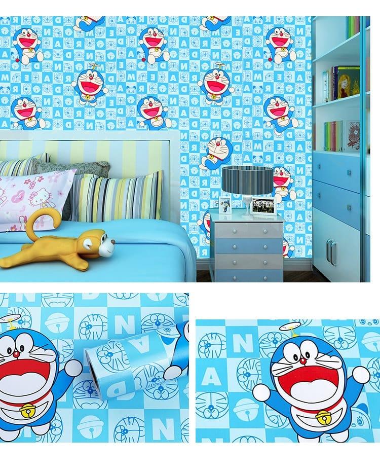 0619421241     papier peint adhesif 10 M*45CM  pour chambres d'enfants