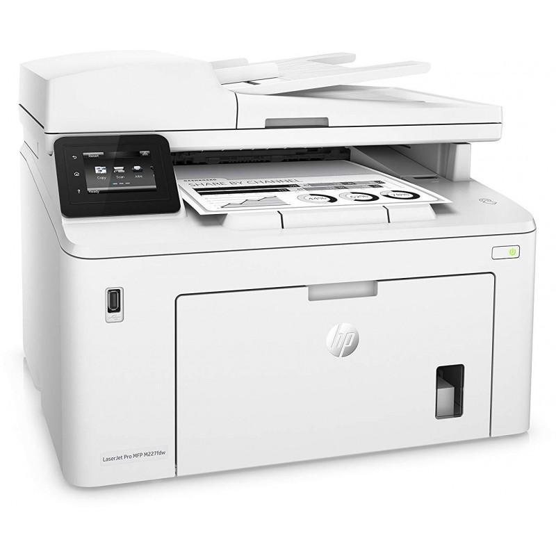 Imprimante Multifonction Laser Monochrome HP LaserJet Pro M227fdw