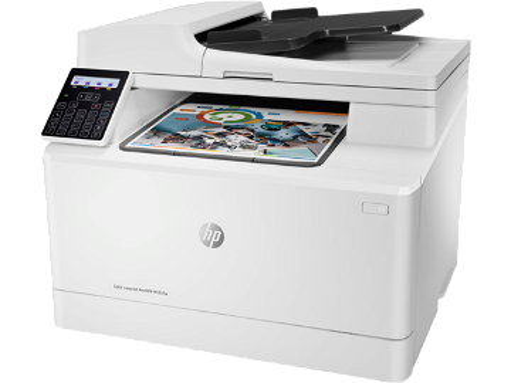 Imprimante multifonction HP Color LaserJet Pro M181fw Spécifications