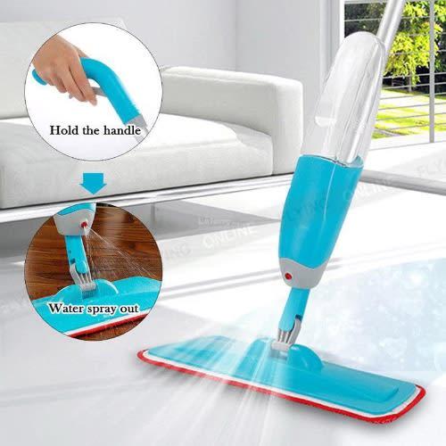 مساحة ارضيات Spray Mop بخاصية البخاخ