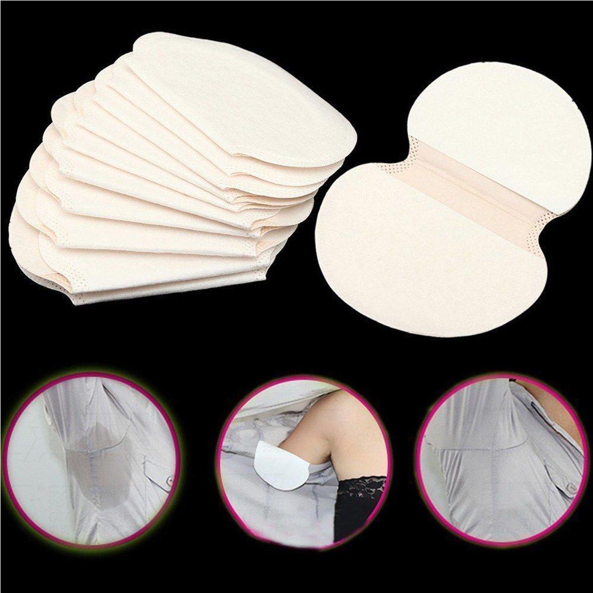 Patchs Anti-transpiration (chaque paquet contient 40 patchs)