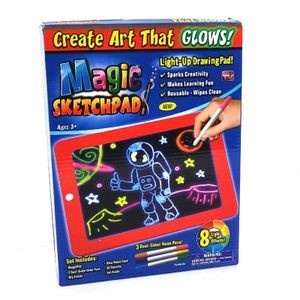 Magic Pad Greate Art that glows