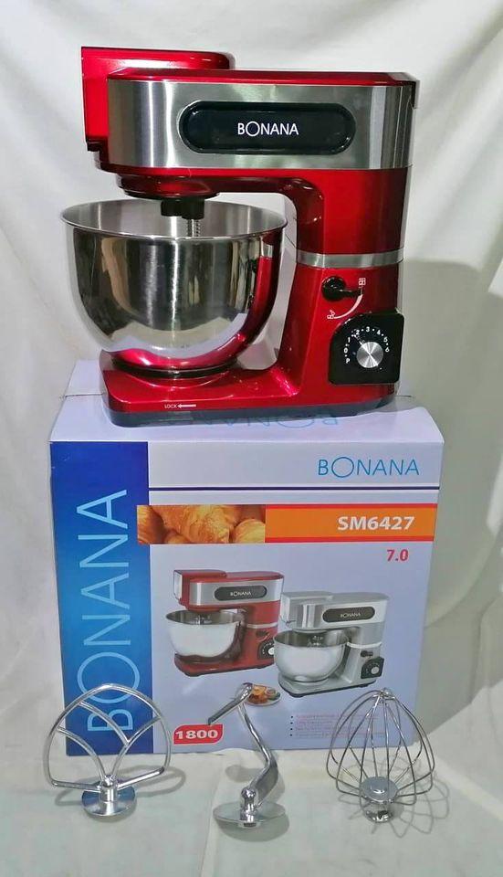 BONANA Robot-Petrin-Multifonctions 1800 عجانة  1800واط متعددة  الوضائف