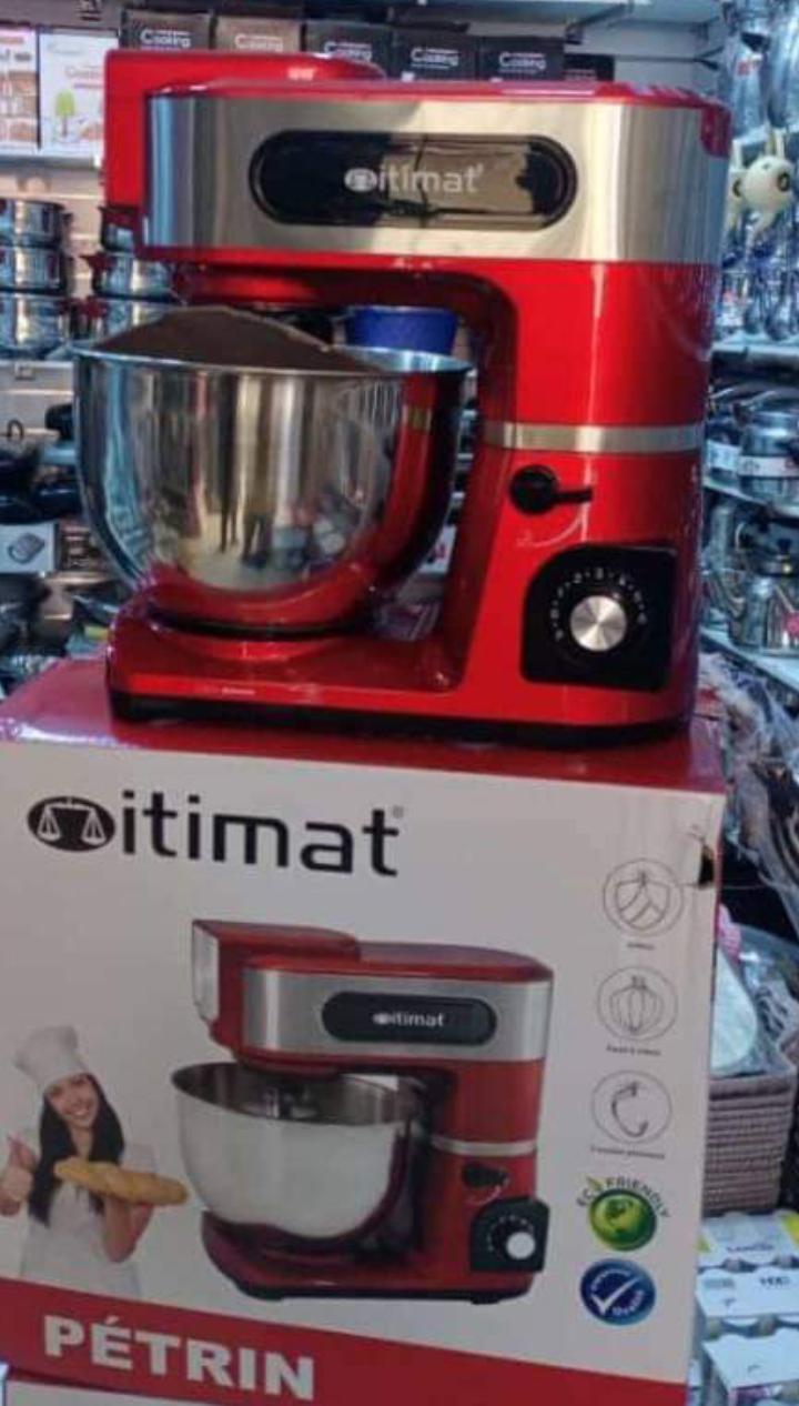 itimat Robot-Petrin-Multifonctions 1300  عجانة 1300 واط متعددة الوضائف
