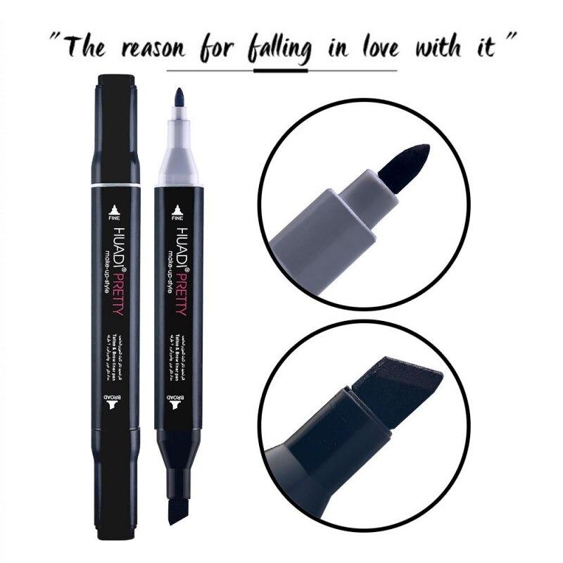 Crayon à  sourcils à double extrémité (Achetez-en 1, obtenez-en 1 gratuit)