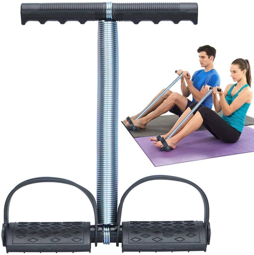 آلة التمارين الرياضية الخاصة.