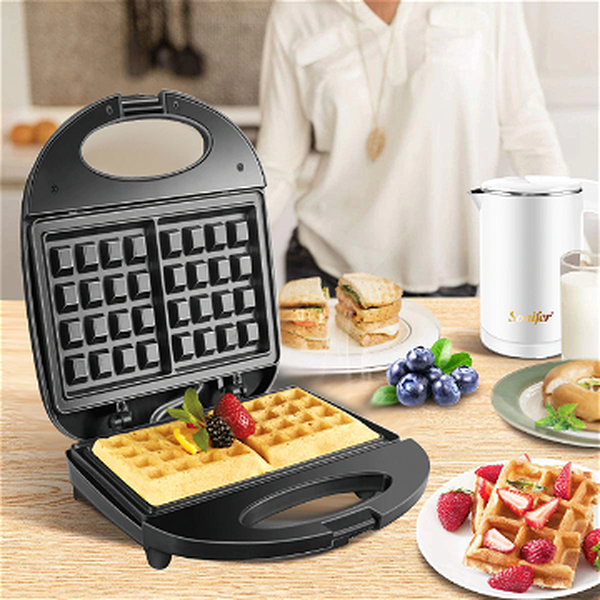 جهاز الوافل waffle maker