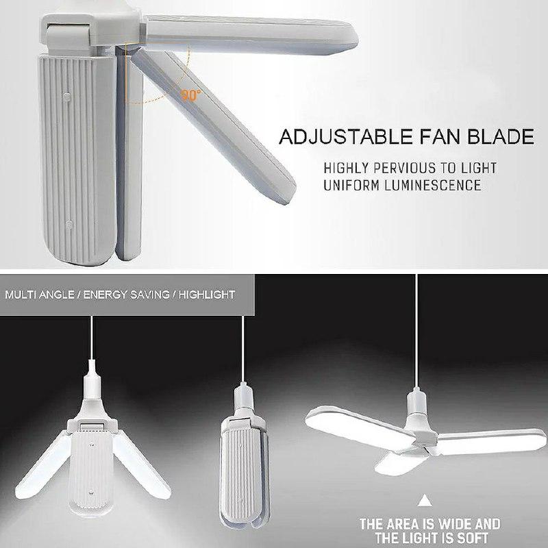 Fan Blade Led Bulb