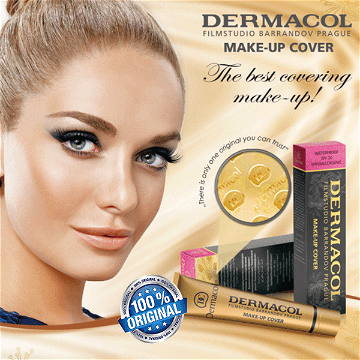 Dermacol Soin Make-up cover fond de teint