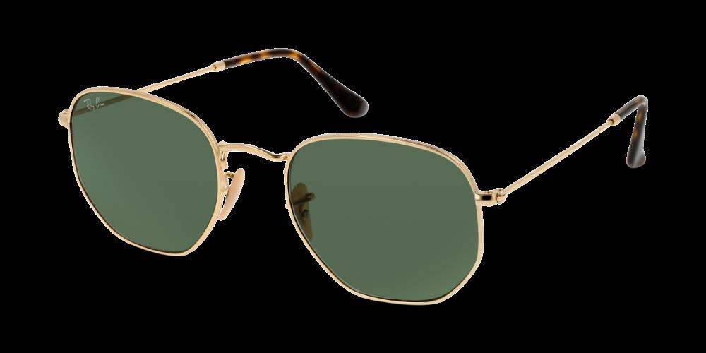 Rayban lunettes - Unisex 2020  Verre vert F