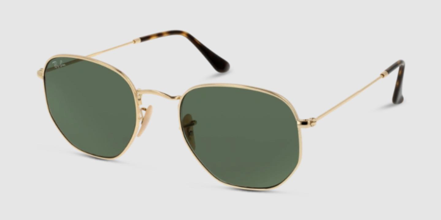 Rayban lunettes - Unisex 2020 Verre vert H