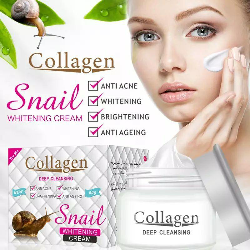 Collagen Crème soins anti-rides 100% Pure Collagène
