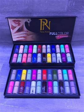 24pieces full color nail enamel