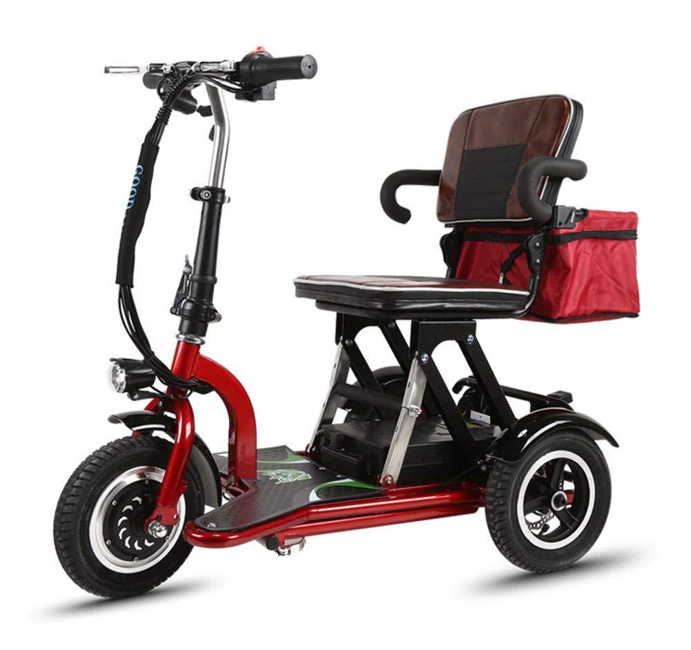 Fauteuil Roulant Tricycle Electrique Personnes Âgées Handicapées