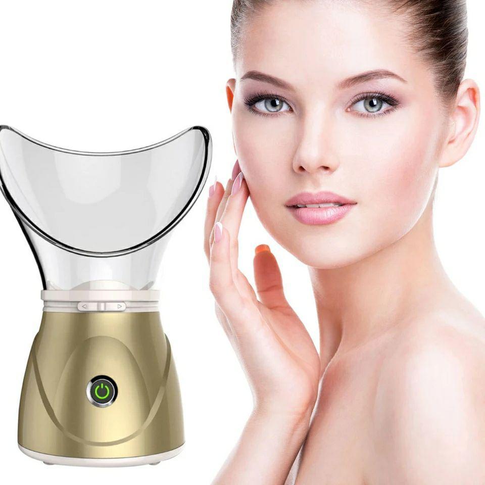 Machine Facial Steamer - Vapeur Nettoyant Visage - Spa et Sauna - Vaporisateur Pour Le Visage