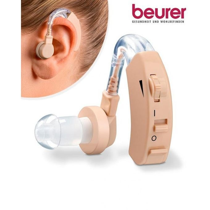 Beurer L'appareil auditif contour d'oreille Pratiques et puissants HA-20