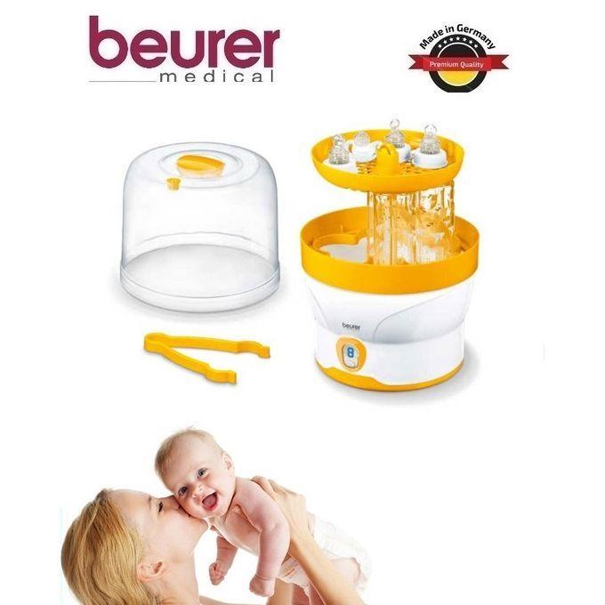 Beurer Stérilisateur Vapeur Digital Ecran LED BY76