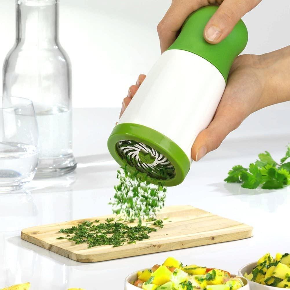 مطحنة أعشاب و توابل يدوية