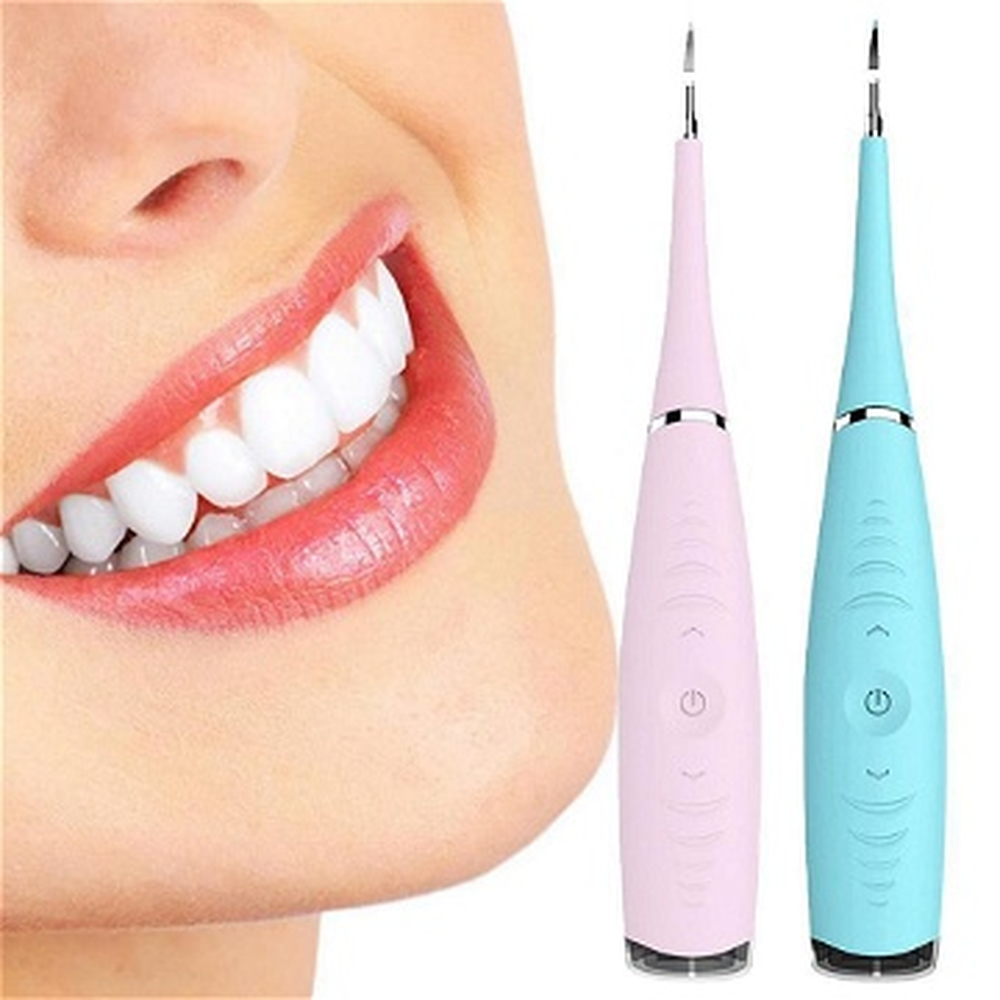 منظف الأسنان بالموجات فوق الصوتية