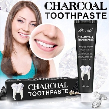 Pack 2 tubes Charcoal Toothpaste®