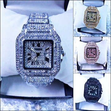 Cartier -  watch full diamonds 2020 tendes