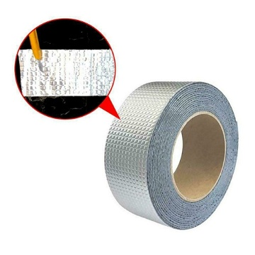 Bande professionnelle de papier d'aluminium