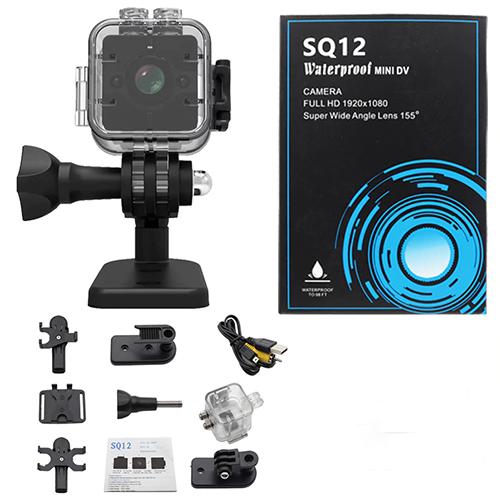 SQ12 Waterproof mini DV