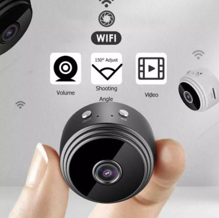 Mini caméra de sécurité domestique sans fil