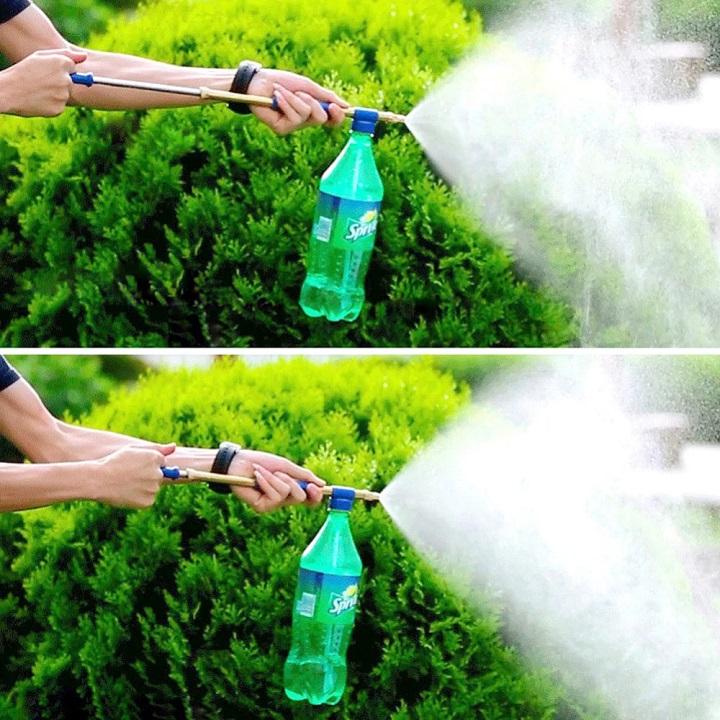 Pulvérisateur buse de pression d'eau pour jardin et voiture