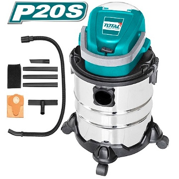 Aspirateur  au lithium-ion 20V - TOTAL
