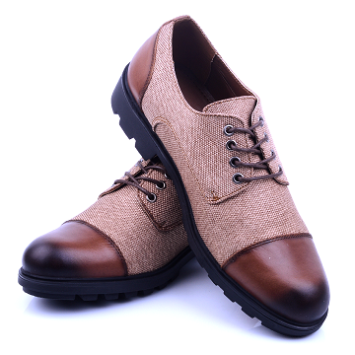 Nelson Chaussure Marron NEL175