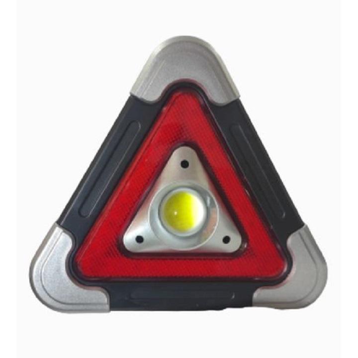 Triangle de Panne -lampe Ultra Bright -Power Bank -Sécurité Présignalisation 3x1
