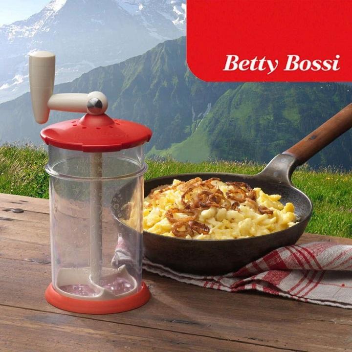 Betty Bossi Spätzle Maker pour préparation des pâtes alsaciennes