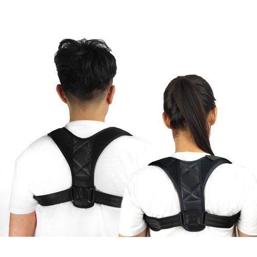 Ceinture réglable dos correcteur colonne vertébrale dos épaule lombaire Posture Correction