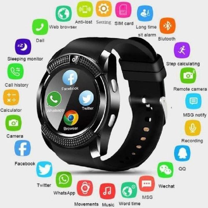 Smart Watch V8 Montre intelligente