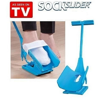 Sock Slider, Sock Aid Easy on Easy Off, Aides pour Toutes les Personnes