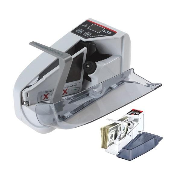 Machine à compter pour argent Handy Counter V30 Portatif